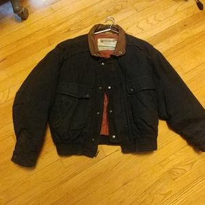 Vintage Woodsman work jacket